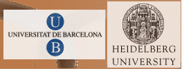 Barcelona and Heidelberg Universities